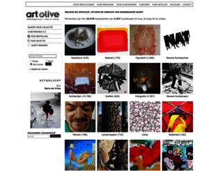 artolive.nl screenshot