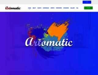 artomatic.org screenshot