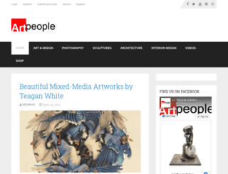 artpeople.net screenshot