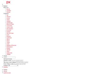 artpx.com screenshot