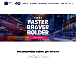 artsandbusiness.bitc.org.uk screenshot