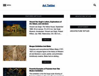 arttattler.com screenshot