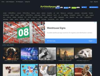 artwallpaperhi.com screenshot