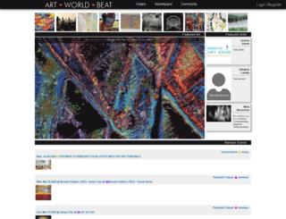 artworldbeat.com screenshot