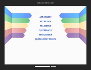 artworldtm.com screenshot
