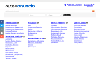 arvelo.anunico.com.ve screenshot