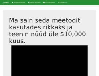 arvokoppel.com screenshot