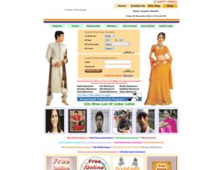 aryashaadi.com screenshot