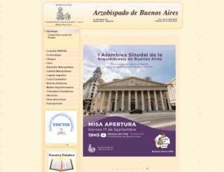 arzbaires.org.ar screenshot