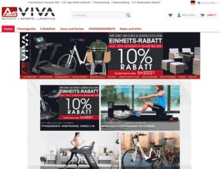 as-fitness.de screenshot