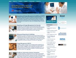 as-software.com screenshot