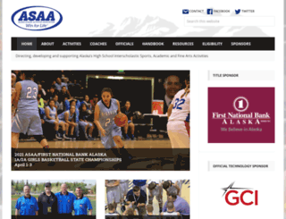 asaa.org screenshot