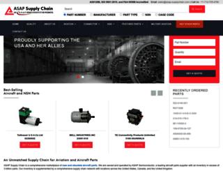 asap-supplychain.com screenshot
