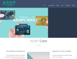 asapmarkets.com screenshot