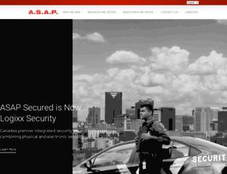 asapsecured.com screenshot