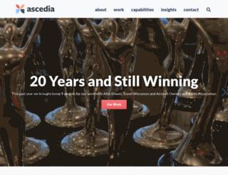 ascedia.com screenshot