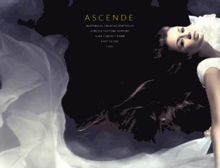 ascende.egobuilders.net screenshot