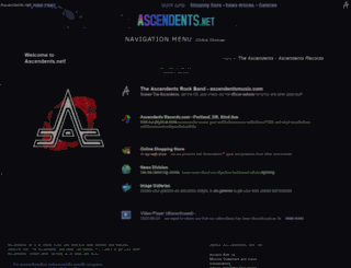 ascendents.net screenshot