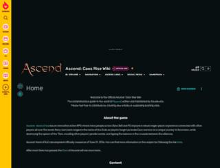ascendhandofkul.gamepedia.com screenshot