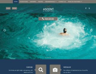 ascent.mgproperties.com screenshot
