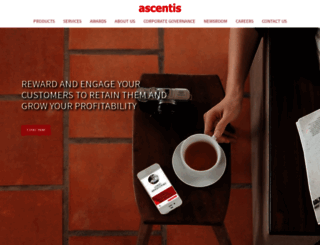 ascentis.com.sg screenshot