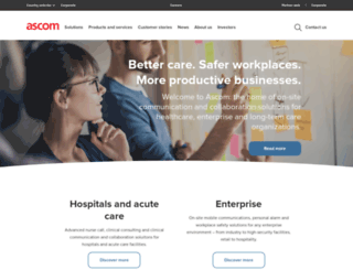 ascom.com screenshot