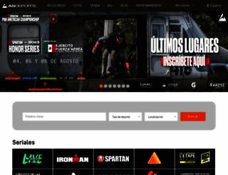 asdeporte.com screenshot