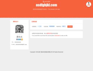 asdfghjkl.com screenshot