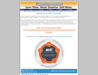 asdscomputer.com screenshot