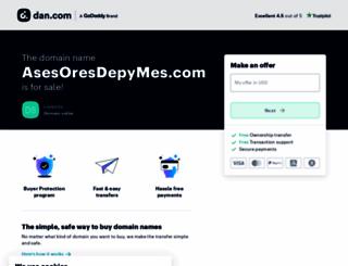asesoresdepymes.com screenshot