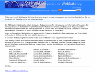 asesystem.de screenshot