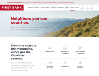 ashevillesavingsbank.com screenshot