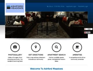 ashfordmeadowsapts.securecafe.com screenshot