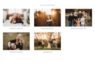 ashleypathphotography.shootproof.com screenshot