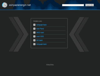ashpazierangin.net screenshot