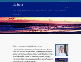 ashtara.com screenshot