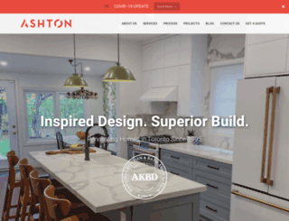 ashtonrenovations.com screenshot