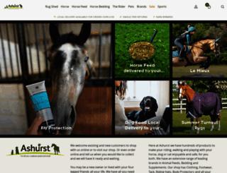 ashurstfarm.co.uk screenshot