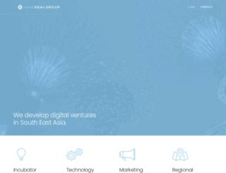 asiadealgroup.com screenshot