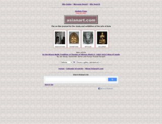 asianart.com screenshot