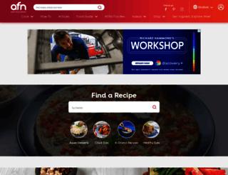 asianfoodchannel.com screenshot