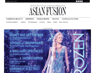 asianfusion-mag.com screenshot