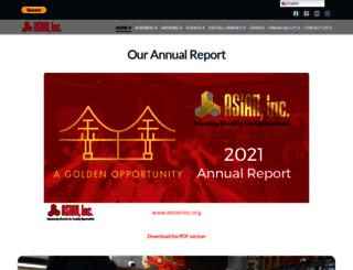 asianinc.org screenshot