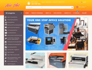 asiaplusoa.com screenshot