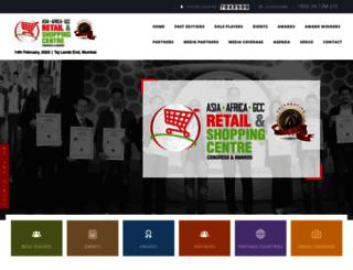 asiaretailcongress.com screenshot