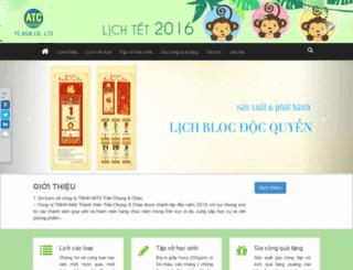 asiatc.vn screenshot