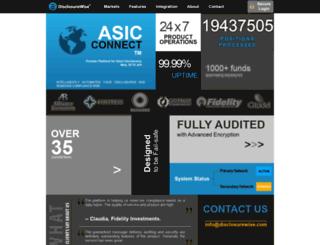 asic-connect.com screenshot