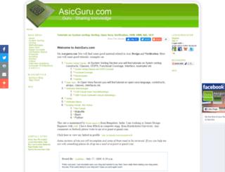 asicguru.com screenshot