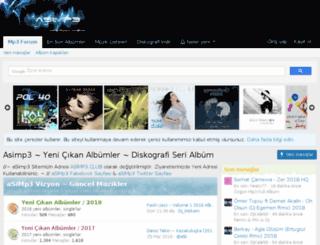 asimp3.net screenshot