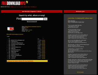 asin.freedownloadmp3.net screenshot